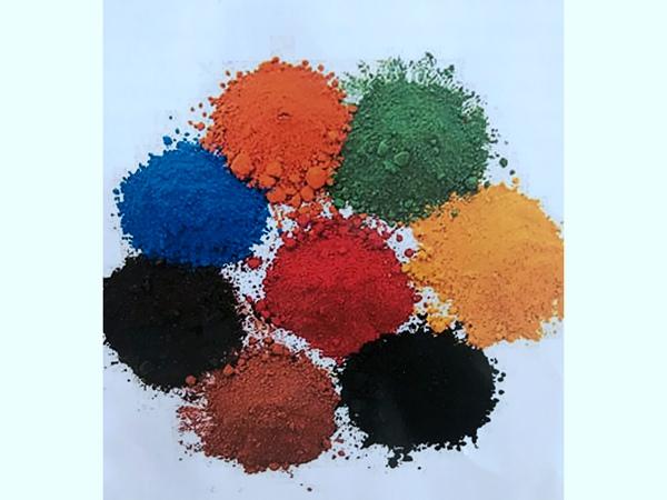 氧化铁着色剂