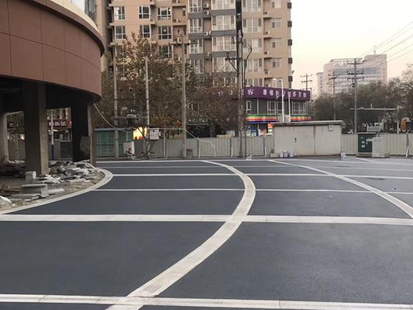 石家庄市青园街广场