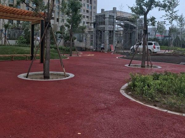 邢台市邢州大道游园